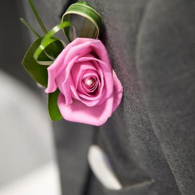 Ian buttonhole facebook x